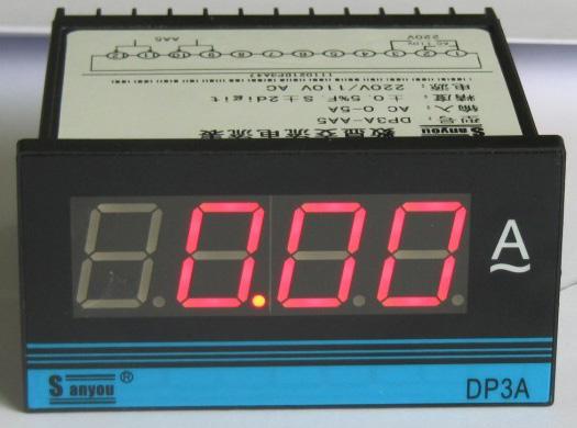 title='DP3A系列交流直流电压表/电流表'