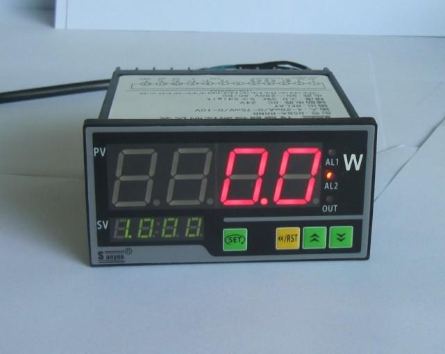 title='DW系列真值功率,功率因素等多功能电量仪表'